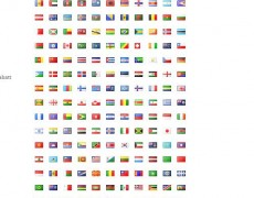 famfamfam icons flags